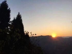 日出日落 — 高其章摄