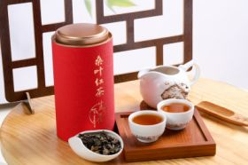 中堡岛  桑叶红茶  降三高茶
