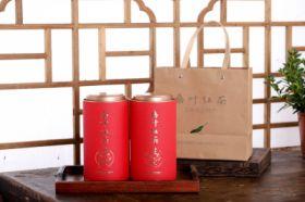 中堡岛霜后桑叶红茶降三高茶正品特级桑叶中药材240g