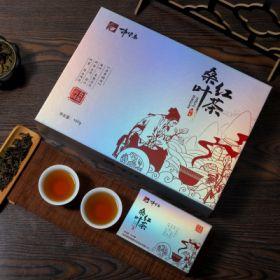 中堡岛霜后桑叶红茶降三高茶正品特级桑叶中药材160g
